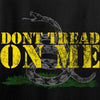IV8888 Ladies Don't Tread on Me V-Neck T-Shirts, V-Neck [variant_title] by Ballistic Ink - Made in America USA