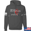 IV8888 Fastest Way to a Man's Heart Hoodie Hoodies Small / Charcoal by Ballistic Ink - Made in America USA