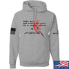 IV8888 Fastest Way to a Man's Heart Hoodie Hoodies Small / Light Grey by Ballistic Ink - Made in America USA