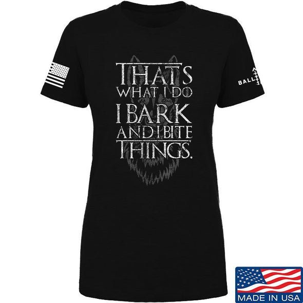 IV8888 Ladies GoT Malinois T-Shirt T-Shirts SMALL / Black by Ballistic Ink - Made in America USA