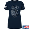 IV8888 Ladies GoT Malinois T-Shirt T-Shirts SMALL / Navy by Ballistic Ink - Made in America USA