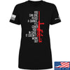 IV8888 Ladies Give Peace A Chance T-Shirt T-Shirts SMALL / Black by Ballistic Ink - Made in America USA