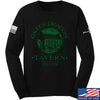IV8888 Green Dragon Tavern Long Sleeve T-Shirt Long Sleeve Small / Black by Ballistic Ink - Made in America USA