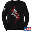IV8888 Hi-Jinkery and Tom-Foolery Long Sleeve T-Shirt Long Sleeve Small / Black by Ballistic Ink - Made in America USA