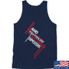 IV8888 Hi-Jinkery and Tom-Foolery Tank Tanks SMALL / Navy by Ballistic Ink - Made in America USA