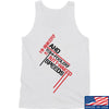 IV8888 Hi-Jinkery and Tom-Foolery Tank Tanks SMALL / White by Ballistic Ink - Made in America USA