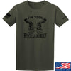 IV8888 Huckleberry T-Shirt T-Shirts Small / Military Green by Ballistic Ink - Made in America USA