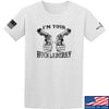 IV8888 Huckleberry T-Shirt T-Shirts Small / White by Ballistic Ink - Made in America USA