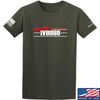 IV8888 IV8888 Logo T-Shirt T-Shirts Small / Military Green by Ballistic Ink - Made in America USA