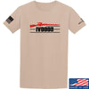 IV8888 IV8888 Logo T-Shirt T-Shirts Small / Sand by Ballistic Ink - Made in America USA