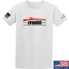 IV8888 IV8888 Logo T-Shirt T-Shirts Small / White by Ballistic Ink - Made in America USA