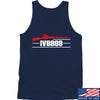 IV8888 IV8888 Logo Tank Tanks SMALL / Navy by Ballistic Ink - Made in America USA