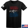 IV8888 Modern Pitchfork T-Shirt T-Shirts Small / Black by Ballistic Ink - Made in America USA