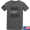 IV8888 Modern Pitchfork T-Shirt T-Shirts Small / Charcoal by Ballistic Ink - Made in America USA