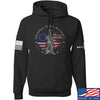IV8888 Original Rebel Alliance Hoodie Hoodies Small / Black by Ballistic Ink - Made in America USA