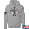 IV8888 Original Rebel Alliance Hoodie Hoodies Small / Light Grey by Ballistic Ink - Made in America USA
