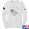 IV8888 Original Rebel Alliance Long Sleeve T-Shirt Long Sleeve Small / White by Ballistic Ink - Made in America USA