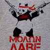 IV8888 Ladies Molon Labe Panda T-Shirt T-Shirts [variant_title] by Ballistic Ink - Made in America USA