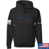 IV8888 Reagan Bush Hoodie Hoodies Small / Black by Ballistic Ink - Made in America USA