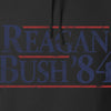 IV8888 Reagan Bush Hoodie Hoodies [variant_title] by Ballistic Ink - Made in America USA