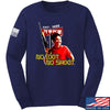 No Loot No Shoot Roof Korean Long Sleeve T-Shirt