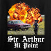 IV8888 Sir Arthur Hi Point Long Sleeve T-Shirt Long Sleeve [variant_title] by Ballistic Ink - Made in America USA