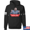 "IV8888 ""Suicide"" Hoodie Hoodies Small / Black by Ballistic Ink - Made in America USA"