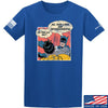 IV8888 Superhero Pro 2A T-Shirt T-Shirts Small / Blue by Ballistic Ink - Made in America USA