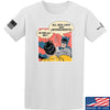 IV8888 Superhero Pro 2A T-Shirt T-Shirts Small / White by Ballistic Ink - Made in America USA