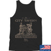 IV8888 Founding Fathers' City Tavern Signage Tank Tanks SMALL / Black by Ballistic Ink - Made in America USA