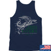 IV8888 Green Dragon Tavern Signage Tank Tanks SMALL / Navy by Ballistic Ink - Made in America USA