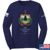 IV8888 Old Constitution House Tavern Signage Long Sleeve T-Shirt Long Sleeve Small / Navy by Ballistic Ink - Made in America USA