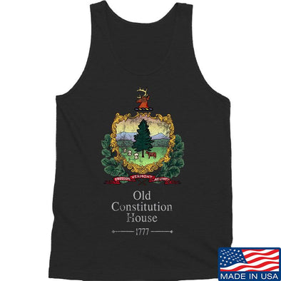 IV8888 Old Constitution House Tavern Signage Tank Tanks SMALL / Black by Ballistic Ink - Made in America USA