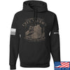 IV8888 Founding Fathers' City Tavern Hoodie Hoodies Small / Black by Ballistic Ink - Made in America USA