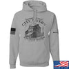 IV8888 Founding Fathers' City Tavern Hoodie Hoodies Small / Light Grey by Ballistic Ink - Made in America USA
