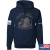 IV8888 Founding Fathers' City Tavern Hoodie Hoodies Small / Navy by Ballistic Ink - Made in America USA