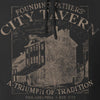 IV8888 Founding Fathers' City Tavern Hoodie Hoodies [variant_title] by Ballistic Ink - Made in America USA