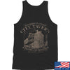 IV8888 Founding Fathers' City Tavern Tank Tanks SMALL / Black by Ballistic Ink - Made in America USA