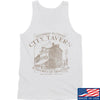 IV8888 Founding Fathers' City Tavern Tank Tanks SMALL / White by Ballistic Ink - Made in America USA