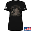 IV8888 Ladies Founding Fathers' City Tavern T-Shirt T-Shirts SMALL / Black by Ballistic Ink - Made in America USA