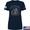 IV8888 Ladies Founding Fathers' City Tavern T-Shirt T-Shirts SMALL / Navy by Ballistic Ink - Made in America USA