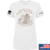 IV8888 Ladies Founding Fathers' City Tavern T-Shirt T-Shirts SMALL / White by Ballistic Ink - Made in America USA