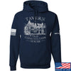IV8888 Old Constitution House Tavern Hoodie Hoodies Small / Navy by Ballistic Ink - Made in America USA
