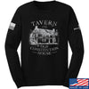 IV8888 Old Constitution House Tavern Long Sleeve T-Shirt Long Sleeve Small / Black by Ballistic Ink - Made in America USA