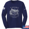 IV8888 Old Constitution House Tavern Long Sleeve T-Shirt Long Sleeve Small / Navy by Ballistic Ink - Made in America USA