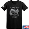 IV8888 Old Constitution House Tavern T-Shirt T-Shirts Small / Black by Ballistic Ink - Made in America USA