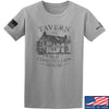 IV8888 Old Constitution House Tavern T-Shirt T-Shirts Small / Light Gray by Ballistic Ink - Made in America USA