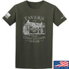 IV8888 Old Constitution House Tavern T-Shirt T-Shirts Small / Military Green by Ballistic Ink - Made in America USA