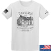 IV8888 Old Constitution House Tavern T-Shirt T-Shirts Small / White by Ballistic Ink - Made in America USA