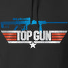 IV8888 Top Gun Barrett M107A1 Hoodie Hoodies [variant_title] by Ballistic Ink - Made in America USA
